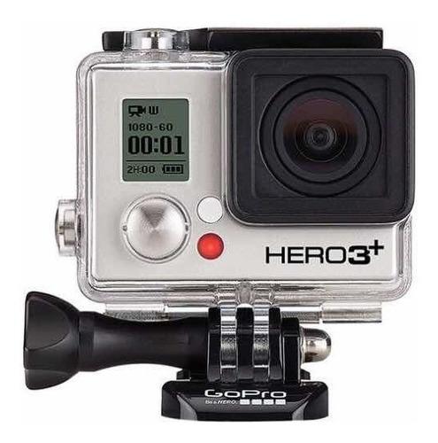 Câmera Gopro Hero 3+ Black Edition Hd 4k - Pronta Entrega