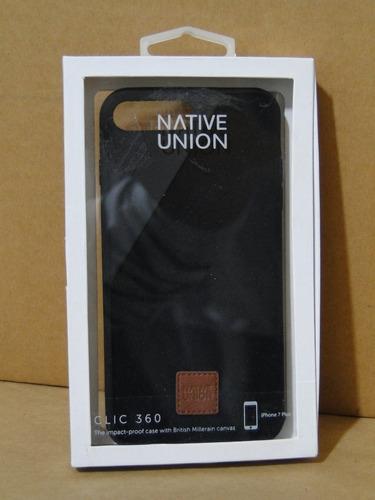 Capinha Case Para iPhone 7 E 8 Plus - Native Union  Militar
