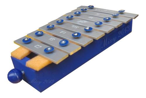 Xilófonos Inicial 1 Octava/8notas En Do.colores Variados.