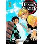 Mangá Demon Slayer Kimetsu No Yaiba Vol 3