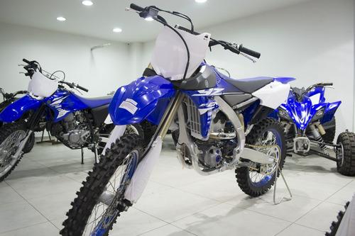 Moto Yamaha Yz 250 F - 0km - 2018
