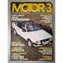 Revista Motor 3 Nº59 Maio 1985 Xr 3 Conversível Passat R436