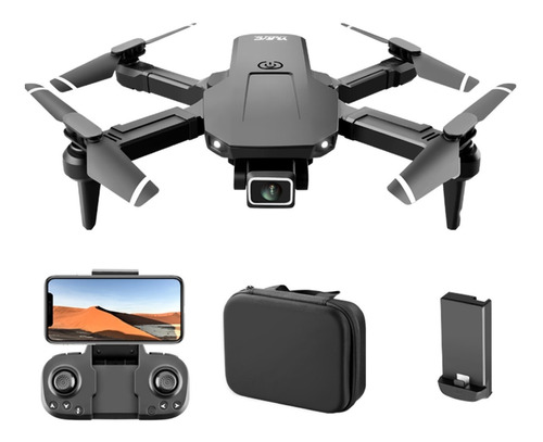 Mini Drone S68 Rc Com Câmera 4k Wifi Fpv