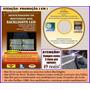 Livro, Dvd Aula E Kit Para Montar Testador De Barra De Leds