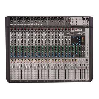 Soundcraft Signature 22 Mtk Mezclador 22 Canales Usb Ableton