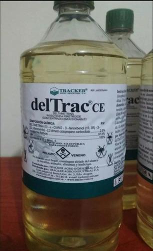 Deltrac Ce 1 Litro Mata Cucarachas Y Chiripas (concentrado )