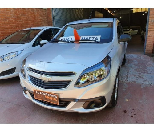Chevrolet Agile Ls 1.4 2013
