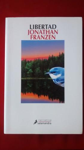 Libertad. Jonathan Franzen