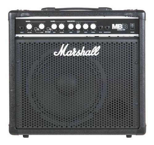 Amplificador Marshall Mb30 Transistor Para Bajo De 30w