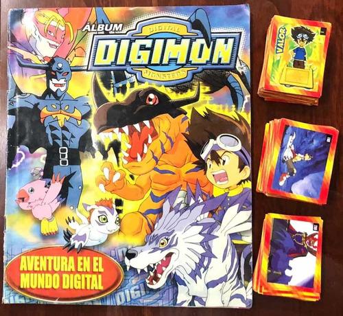 Figuritas Digimon Precio Por 10 Figuritas Leer Descripción