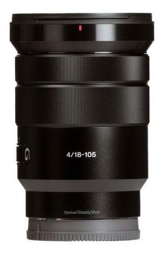 Lente Sony 18-105mm F4 G