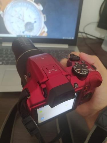 Maquina Fotografica Semi Profissional Fujifilm S8200