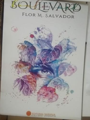 Libro Boulevard Flor Salvador Nuevo