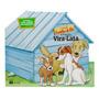 Livro Infantil Animais Coleção Cães A Família Vira lata