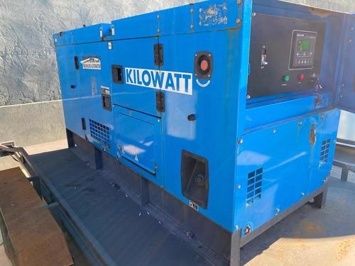 Generador Electricidad Trifasico 230v/400v 65kva