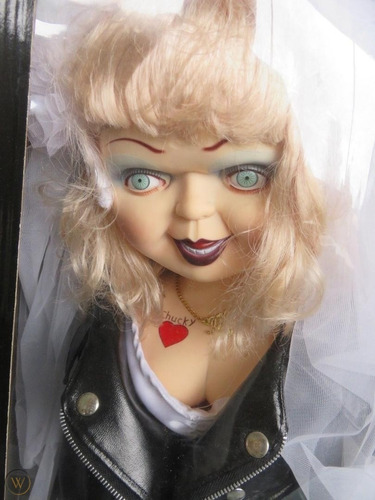 Boneca Tiffany ( Noiva De Chucky) Doll Spencer's