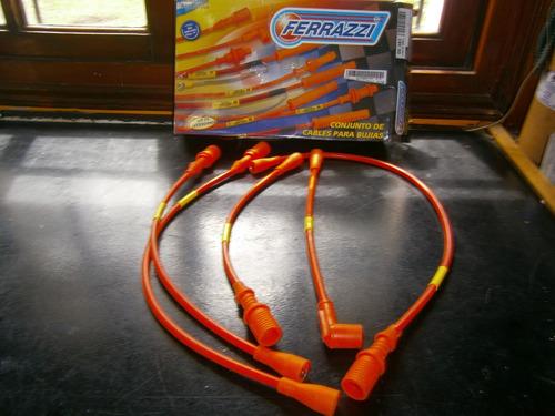 Conjunto De Cables Para Bujias