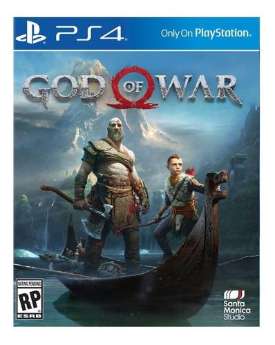 God Of War Ps4 Super Oferta- Entrega Inmediata