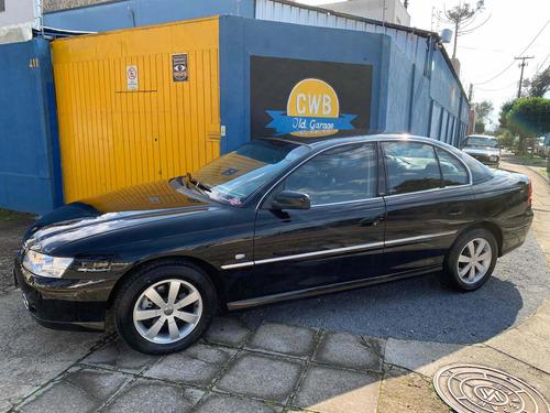 Chevrolet Omega 2003 3.8 V6 4p