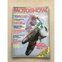 Revista Moto Show 7 Cb 450 Laverda 1000 Rgs 1983 X338