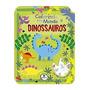Livro Colorindo Meu Mundo Dinossauros