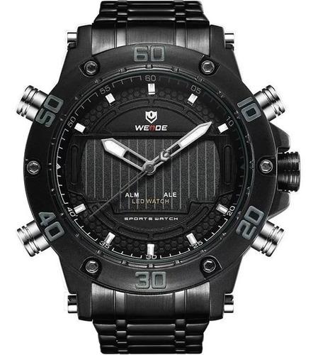 Relógio Masculino Anadigi Weide 11810