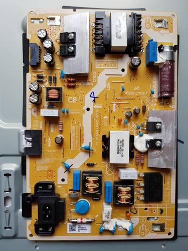 Fuente Tarjeta De Poder Para Tv Samsung 4k Serie 7 43  Un43r