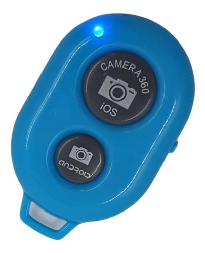 Kit 100 Controle Bluetooth Shutter Para Fotos