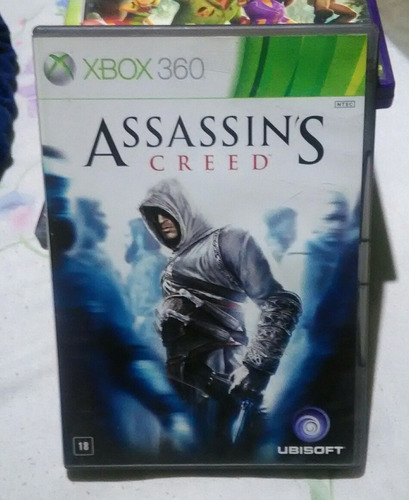 Jogo Original Xbox 360 Assassin's Creed