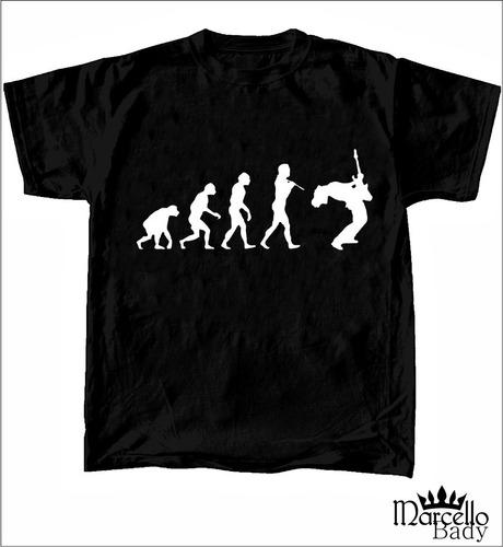 Camiseta Iantil Rock 049 Original