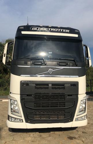 Volvo Fh 540 6x4 2016 = Scania 6x4