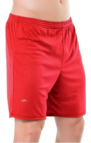 Shorts Masculino Plus Size Poliéster Tactel Tamanho Especial