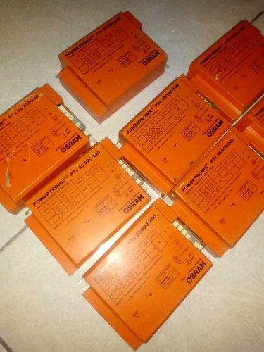 Reator Eletrônico Powertronic Ptz-35/220-240 Osram (usado)