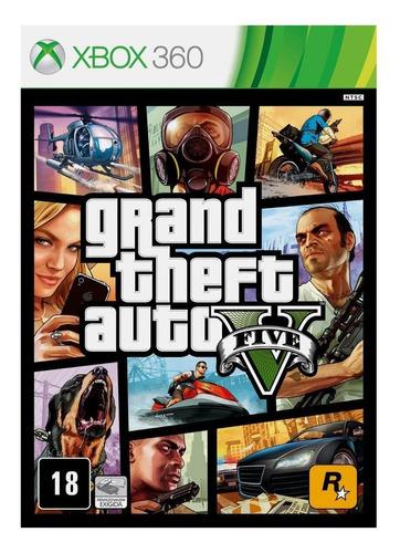Grand Theft Auto V Standard Edition Rockstar Games Xbox 360  Digital