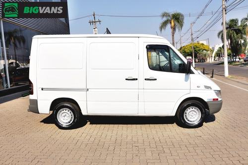 Sprinter 2006 313 Furgão Pequeno Teto Baixo Branco (7i63)