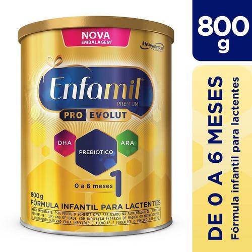 Fórmula Infantil Enfamil Premium 1 - Lata 800g