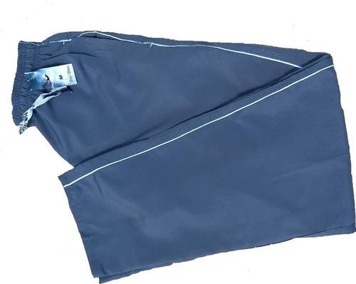 5 Calças Costura Tripla Reforçada Kit Com 5 Pçs 3 Bolsos