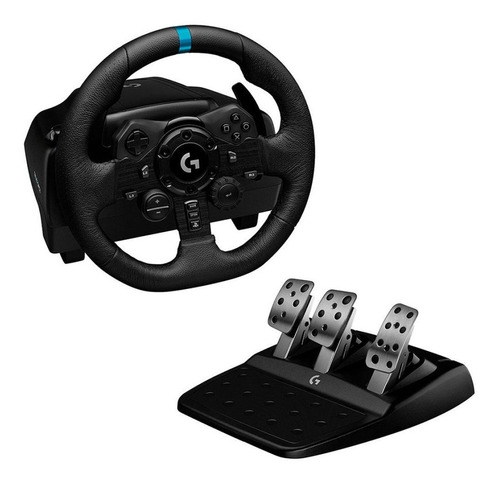 Volante De Corrida C/pedal Logitech G923 Trueforce Ps5 Ps4
