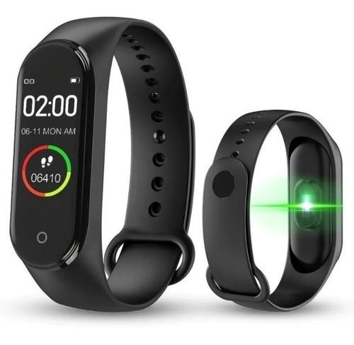 Smartwatch Smartband Inteligente M4 Corrida Fitness Barato