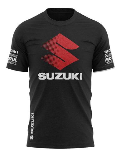 Camiseta Suzuki Team Classic Motogp