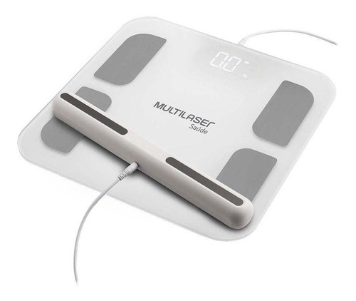 Balança De Bioimpedância Bluetooth Handle Hc060 Multilaser