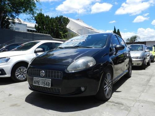 Fiat Punto Sporing 2012 Aceito Trocas
