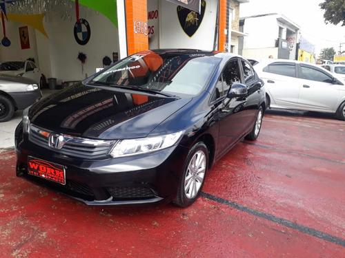 Honda Civic 2014 1.8 Lxs Flex Aut. 4p