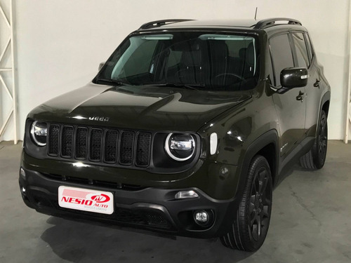 Jeep Renegade 1.8 Limited - 2020