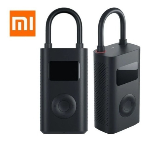 Compressor De Ar Bomba Portátil Elétrica Mini Xiaomi Mi Nf