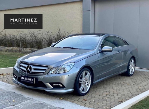 Mercedes-benz Clase E 350 Cupe Kit Amg Inmaculado !!!!!!!