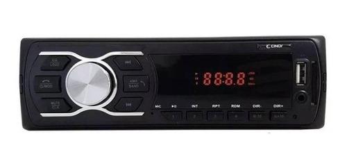 Som Automotivo Cinoy Yn-rad50681 Com Usb, Bluetooth E Leitor De Cartão Sd