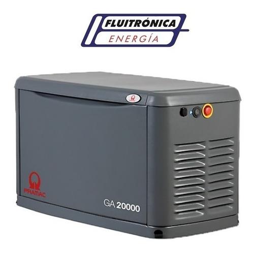 Generac Premium, Pramac Visita Técnica  Oficial
