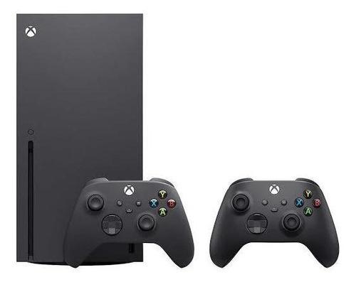Console Xbox Series X 1 Tb - 2 Controles - Garantia 1 Ano