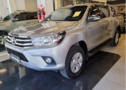 Toyota Hilux 4x2 Dc Srv 2.8 Tdi 6 Mt